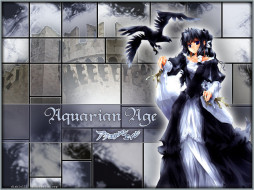 аниме, aquarian, age