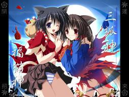 аниме, animals