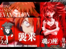 аниме, evangelion