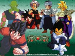 dbz, аниме, dragon, ball