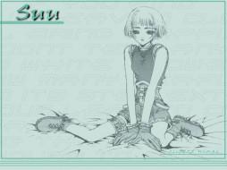 обои для рабочего стола 1024x768 аниме, clover