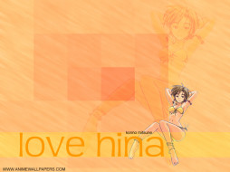 обои для рабочего стола 1024x768 аниме, love, hina