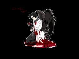 обои для рабочего стола 1024x768 аниме, angels, demons
