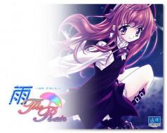 аниме, the, rain