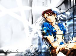 аниме, street, fighter