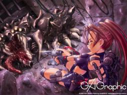 аниме, gagraphic