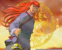 аниме, the, twelve, kingdoms