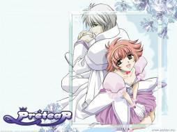 аниме, pretear, the, new, legend, of, snow, white