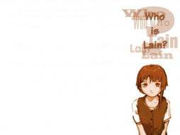 аниме, lain