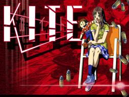kite, аниме