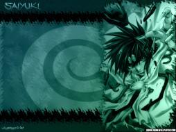 аниме, saiyuki