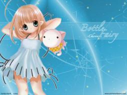 аниме, bottle, fairy