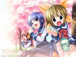 аниме, haru, no, ashioto, the, movie, ourin, dakkan