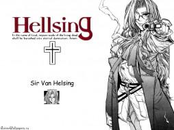 Hellsing обои для рабочего стола 1024x768 hellsing, аниме