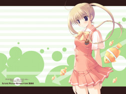 аниме, kasimasi, girl, meets