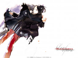 аниме, blood, opera