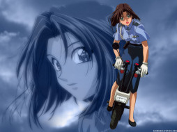 аниме, you`re, under, arrest