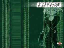 ведж, аниме, artmitage, iii