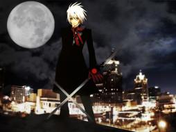аниме, gray, man