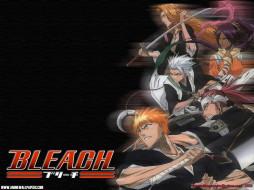 bleach, аниме