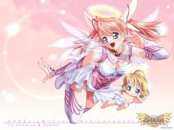 аниме, angelium