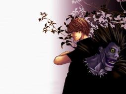 dn46, аниме, death, note
