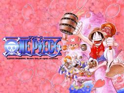 Kaizoku обои для рабочего стола 1024x768 kaizoku, аниме, one, piece, nami, monkey, d, luffy, sanji, roronoa, zoro, usopp, chopper