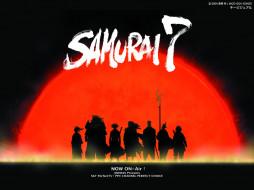 аниме, samurai
