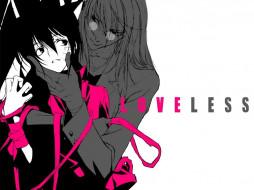обои для рабочего стола 1024x768 аниме, loveless