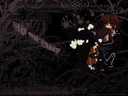 by, youkosakury, аниме, vampire, knight