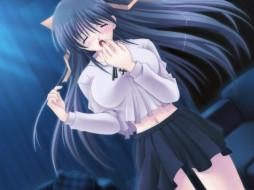 аниме, scramble, heart