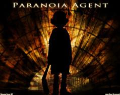 аниме, paranoia, agent