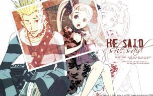 аниме, paradise, kiss