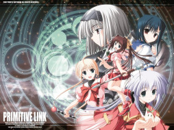 аниме, primitive, link