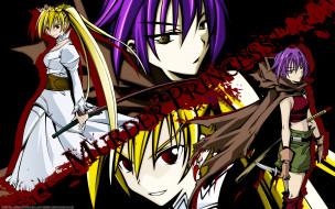 аниме, murder, princess