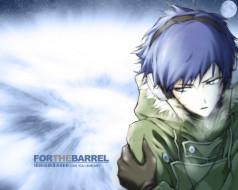 аниме, barrel