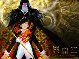 аниме, gankutsuou, the, count, of, monte, cristo