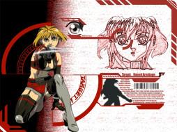 аниме, artmitage, iii
