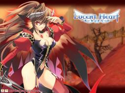 lucent, heart, аниме
