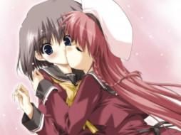 аниме, boy, meets, girl