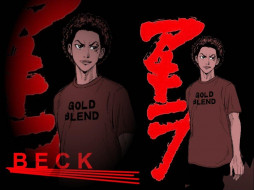 аниме, beck