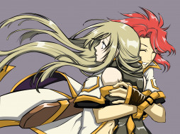 аниме, tales, of, the, abyss