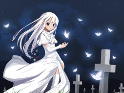аниме, momo, the, girl, god, of, death