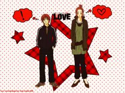 аниме, lovely, complex