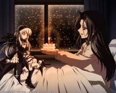 обои для рабочего стола 1280x1024 аниме, rozen, maiden