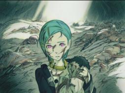 аниме, eureka, seven