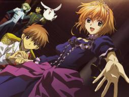 аниме, tsubasa, reservoir, chronicles