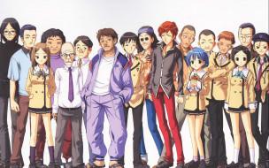 ayakashi, аниме