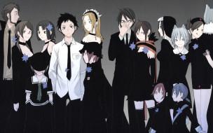 yozakura, quartet, аниме