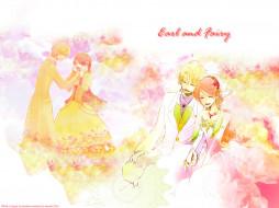 earl, and, fairy, аниме, hakushaku, to, yousei